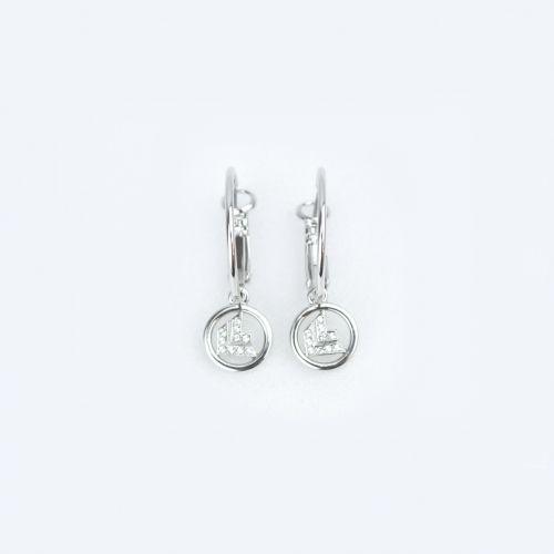 Earrings with LL hanger